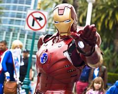 Wondercon 2012 – Iron Man