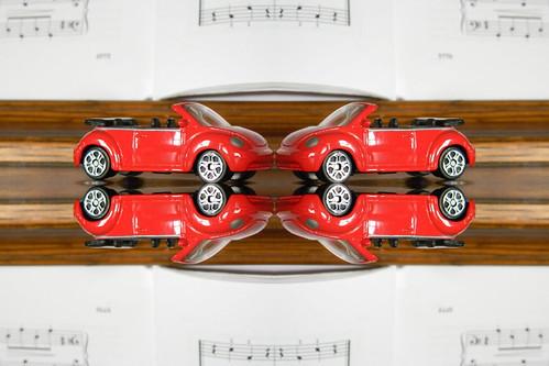Radial Flip Image