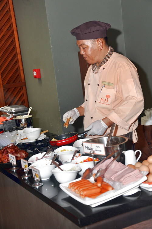 breakfast at Mai Samui3