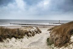Beach Cadzand