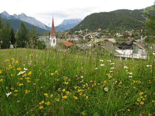Seefeld village
