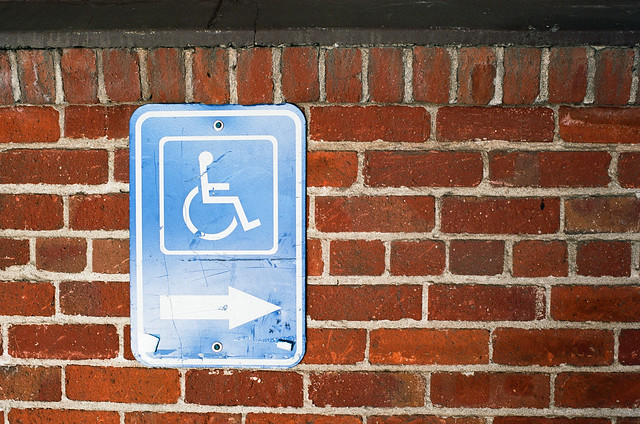 Disabled Parking in San Francisco