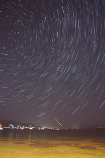 star trails 896896