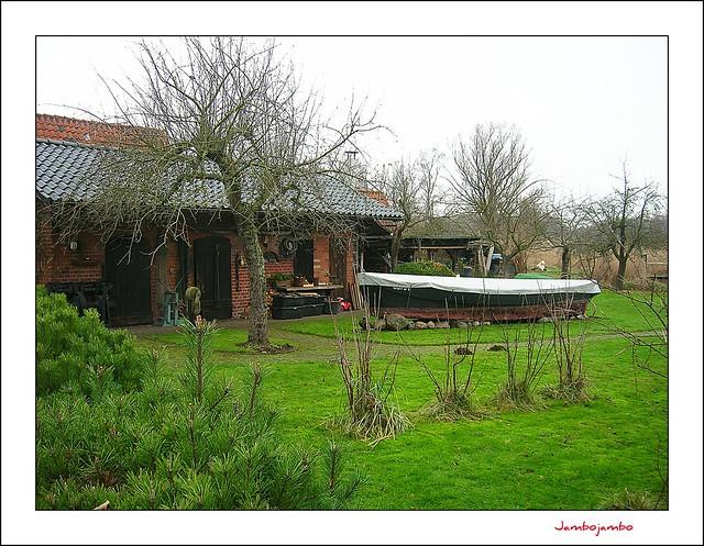 La casa del pescatore - The house of the fisherman