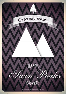 Greetings from Twin Peaks!