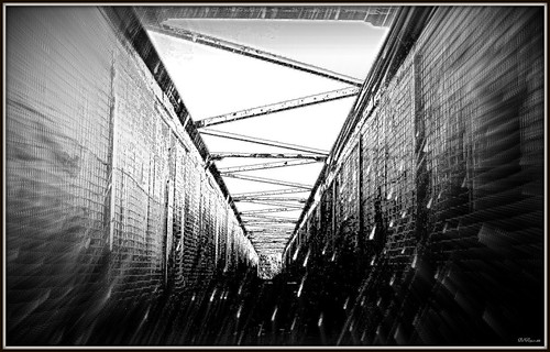 bridge art metal flickr framed bob bobthompson blacknwhite thompson hdr mygearandme mygearandmepremium dblringexcellence musictomyeyeslevel1