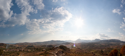 Calabria - Panoramica of Bianco