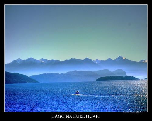 patagonia argentina rio lago negro hdr nahuel huapi