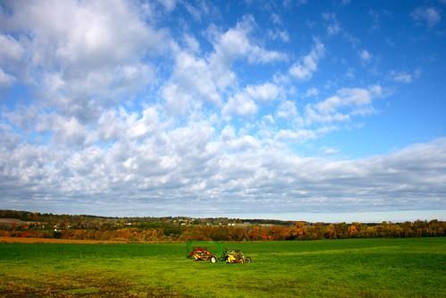 farm hills fallfoliage onondaga