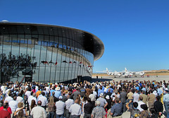 Spaceport America Dedication. Photo by Mark Greenberg
