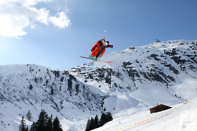 ski free and fly (Tirol)