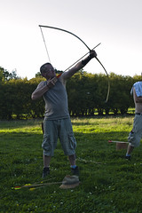 archery, sports, recreation, outdoor recreation, target archery, bow and arrow,