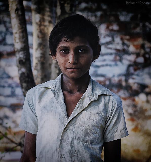 The Portrait of a Child Labour