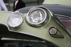 Capel Classic Car Show - Panhard PL17 (132 UXL)