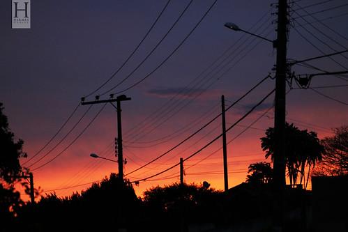 sunrise evening campeche skyonfire fimdetarde canont3 canon1100d