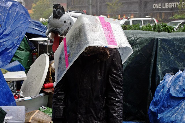 Day 43 Occupy Wall Street October 29 2011 Shankbone 21