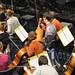 Proben Jugendsinfonieorchester NÖ meets Hout Bay Strings