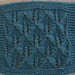 Small photo of Leaf Lace Washcloth