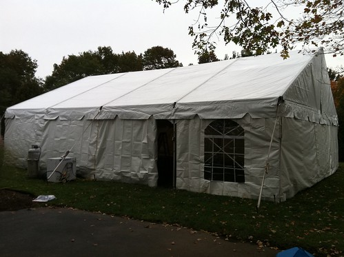 Winter Heat Patriots Party Tent Heated Frame Tent. & Tent Heater Rental