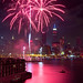 The Rocket's Red Glare: Midtown Manhattan & Fireworks