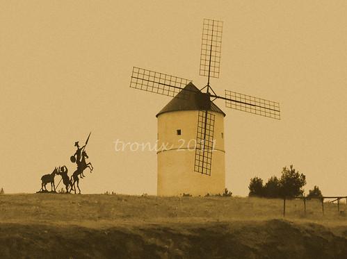 En un lugar de la Mancha cuyo nombre quiero acordarme... Era Almodóvar del Campo