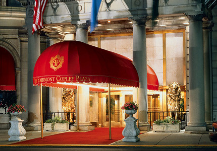 Fairmont Copley Plaza (Boston, Massachusetts, États-Unis)