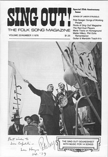Sing Out! Magazine Cover