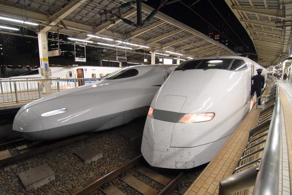 N700、300系