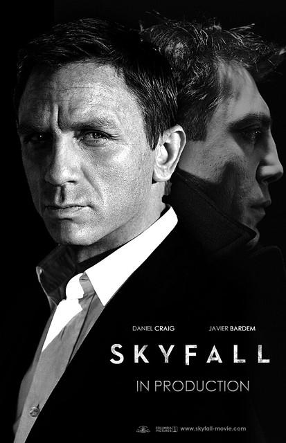 """""""Skyfall"""" Teaser Poster #6"""