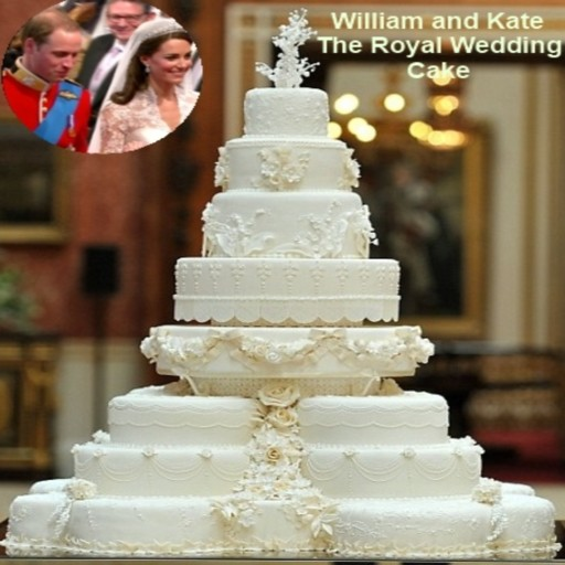 Wedding Flowers Too Expensive : Prince william and kate cake flickr photo sharing