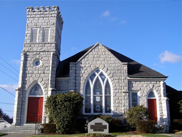 First Presbyterian Church Mt Airy Nc Flickr Photo