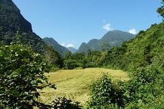 Wanderung zum Dorf Ban Na Kang