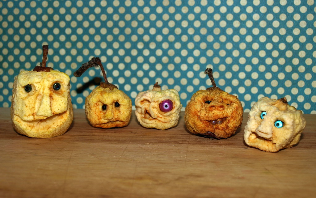 The Apple Head Gang, 18 Nov 11
