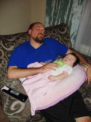 Daddy & Izzy