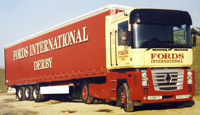 Fords International Renault Magnum