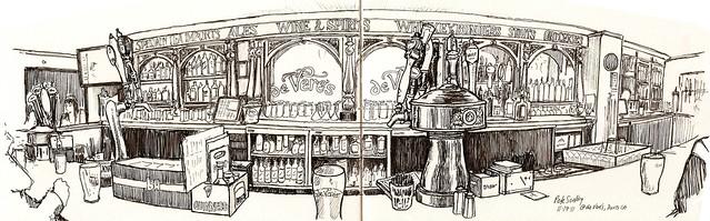 DeVere's pub, Davis