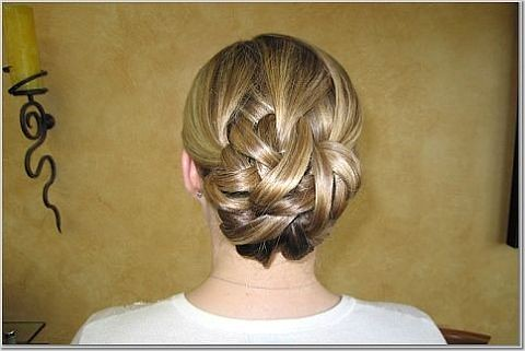 updo option by carrie-ann-nelson