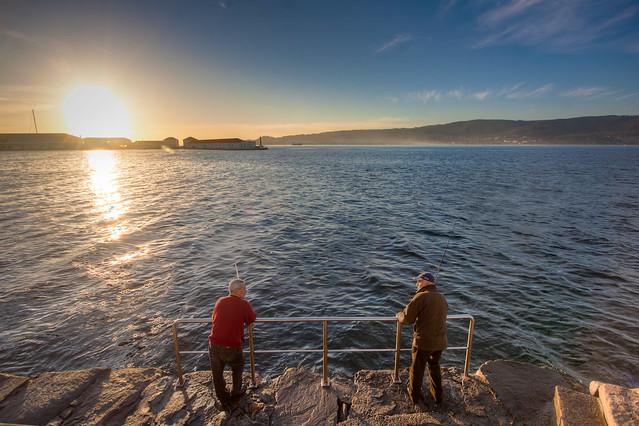 Fishermen.