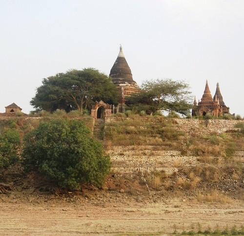 Mandalay-Bagan- Arrivée (79)