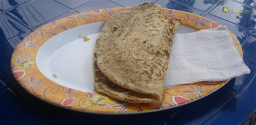 Top 10 Dishes of Central American Food to Try - baleada - typical food of honduras