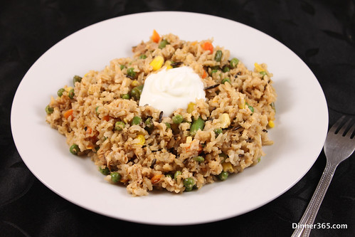 Day 327 - Tuna Wild Rice
