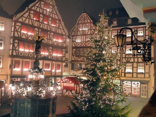 Marché de Noël à Bernkastel