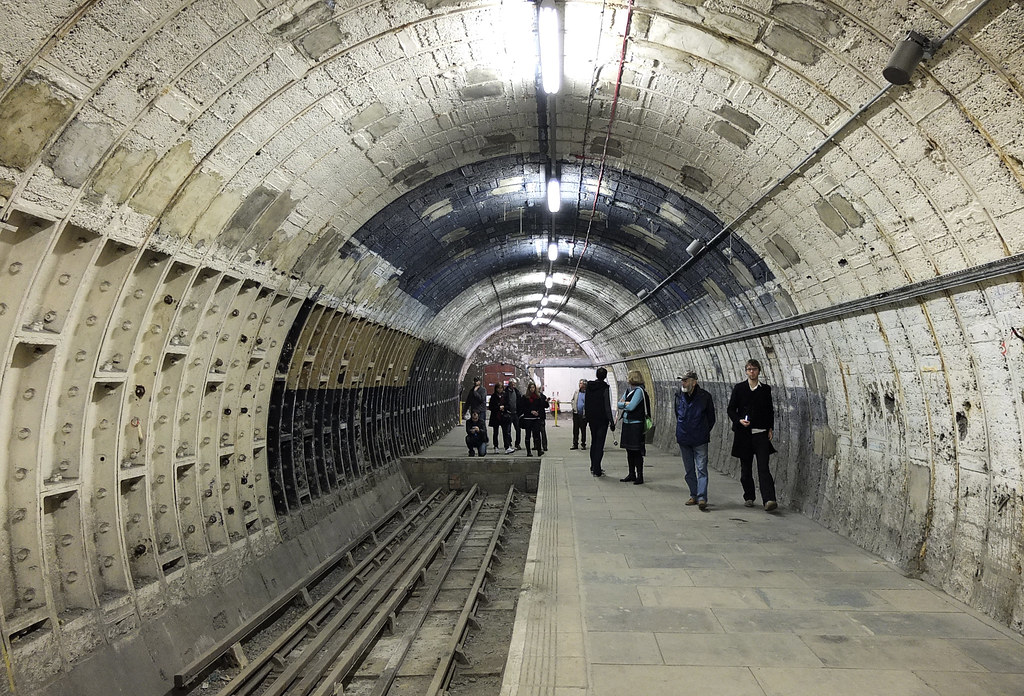 Some Secrets About The London Underground System