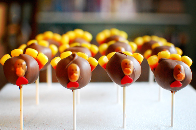 Images Of Turkey Cake Pops : Turkey Cake Pops Flickr - Photo Sharing!
