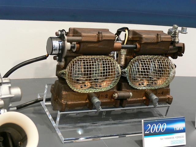 """MIKUNI""""2000 YZR500"""""""