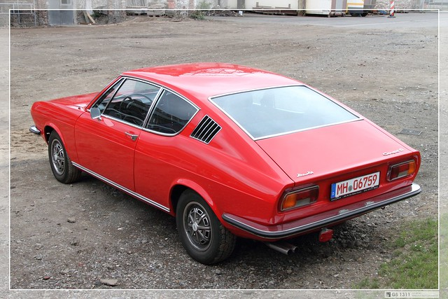 1970 Audi 100 Coupé S (03)   Flickr - Photo Sharing!