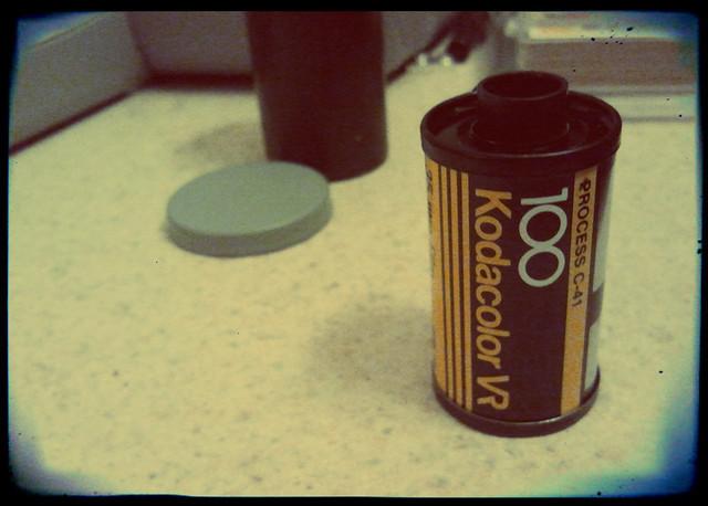 Kodak Kodacolor VR 100