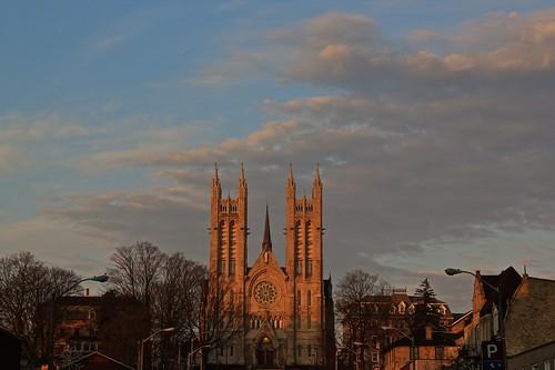 Cathedral at Dawn by Aidan M.D. Ware