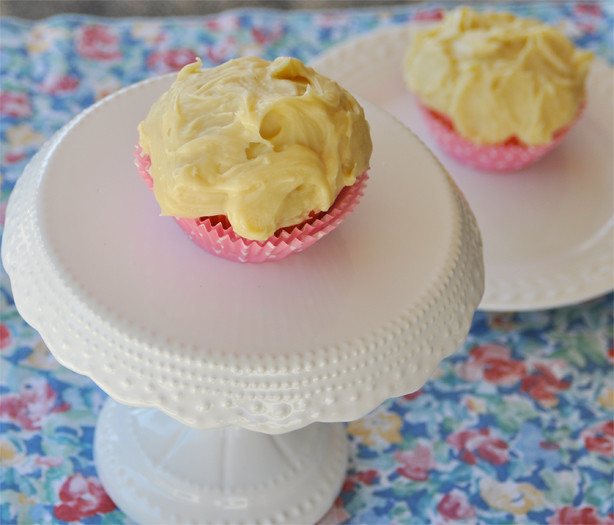 White Chocolate Mascarpone Frosting