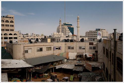 Ramallah Cityscape